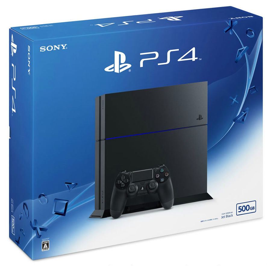 Игровая консоль SONY PlayStation 4 PS719859130, черный