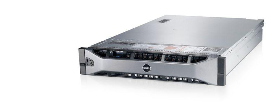 Сервер Dell PowerEdge R720 1xE5-2620v2 12x16Gb 2R x6 2.5