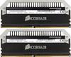 Модуль памяти CORSAIR DOMINATOR PLATINUM CMD8GX4M2A2400C14 DDR4 -  2x 4Гб 2400, DIMM,  Ret вид 2