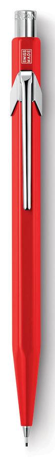 Карандаш механический Carandache Office CLASSIC (844.070_PLGB) красный 0.7мм подар.кор.