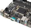 Материнская плата GIGABYTE GA-H110M-S2PV DDR3 LGA 1151, mATX, Ret вид 4