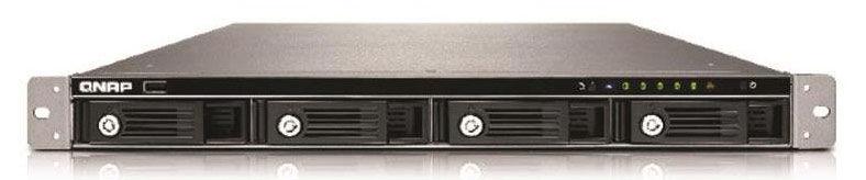 Сетевое хранилище NAS Qnap TS-453U-RP 4-bay