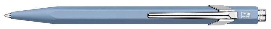 Ручка шариковая Carandache Office Paul Smith (849.155) корпус:Sky Blue M синие чернила подар.кор.