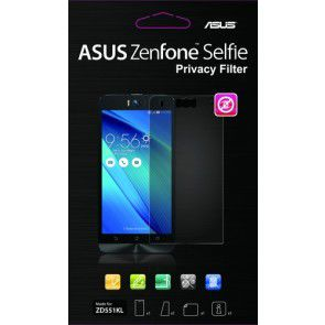 Защитная пленка ASUS 90XB00KA-BSC0D0  для Asus Zenfone 2 Selfie ZD551KL,  прозрачная, 1 шт