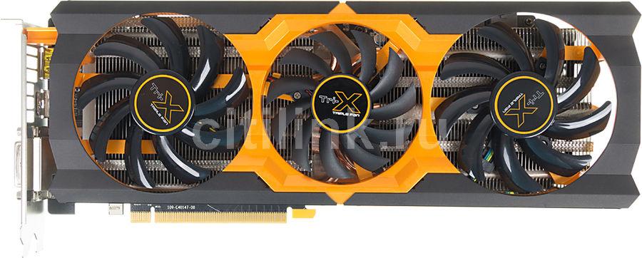 Видеокарта SAPPHIRE Radeon R9 270X,  11217-11-40G TRI-X OC WITH BOOST (UEFI),  2Гб, GDDR5, OC,  Ret