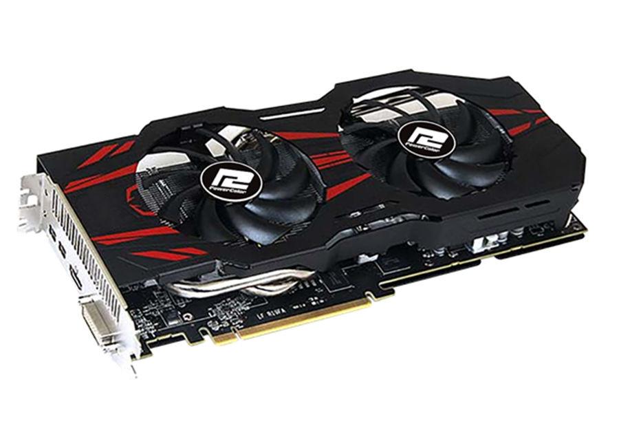Видеокарта POWERCOLOR Radeon R9 280X,  AXR9 280X 3GBD5-T2DHV2E/OC,  3Гб, GDDR5, OC,  Ret