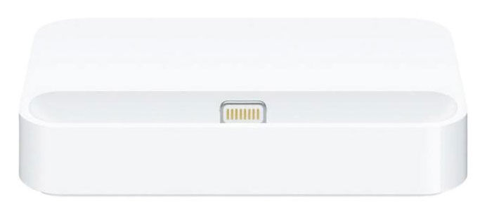 Док-станция APPLE ML8H2ZM/A, 8-pin Lightning (Apple), серый