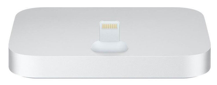 Док-станция APPLE ML8J2ZM/A, 8-pin Lightning (Apple), серебристый