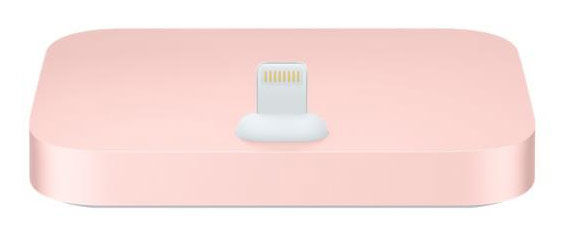 Док-станция APPLE ML8L2ZM/A,  8-pin Lightning (Apple),  розовый