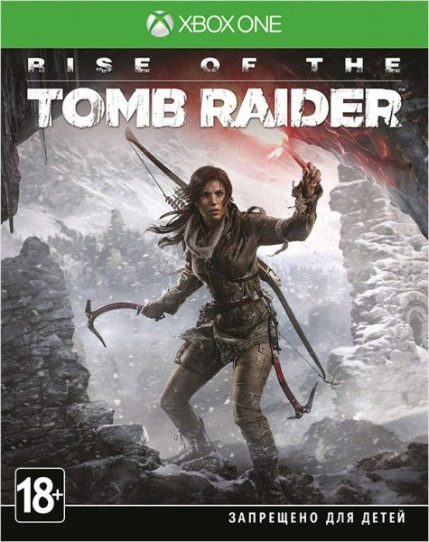 Игра MICROSOFT Rise of the Tomb Raider для  Xbox One Rus