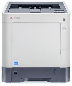 Принтер лазерный KYOCERA Ecosys P6130CDN лазерный, цвет:  белый [1102nr3nl0]