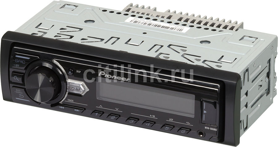 Автомагнитола PIONEER MVH-08UBG,  USB