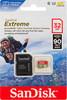 Карта памяти microSDHC UHS-I U3 SANDISK Extreme 32 ГБ, 90 МБ/с, 600X, Class 10, SDSQXNE-032G-GN6AA,  1 шт., переходник SD вид 1