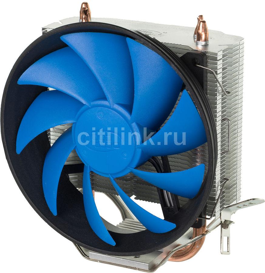 Устройство охлаждения(кулер) DEEPCOOL GAMMAXX 200 T,  120мм, Ret