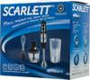 Блендер SCARLETT SC-HB42F15,  погружной,  черный/серебристый вид 8
