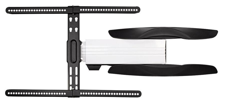 Кронштейн HAMA H-118634 черный/белый для ЖК ТВ до 32