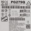 """Монитор Asus 27"""" PG279Q черный IPS LED 16:9 HDMI DisplayPort M/M Mat HAS Pivot 350 (отремонтированный) вид 18"""