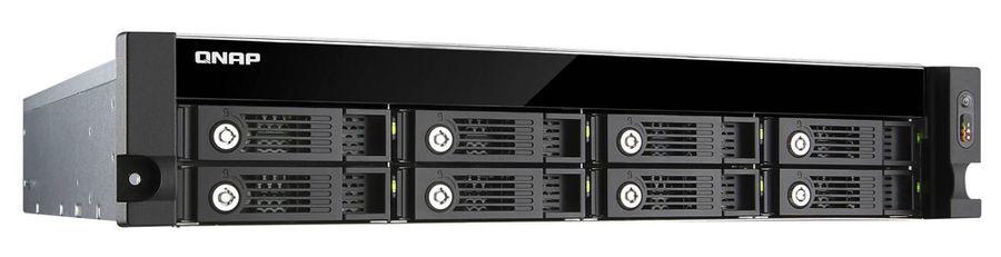 Сетевое хранилище NAS Qnap TS-853U