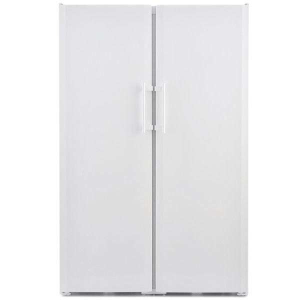 Холодильник LIEBHERR SBS 7253 (SGN 3010 + SKB 4210),  двухкамерный,  белый