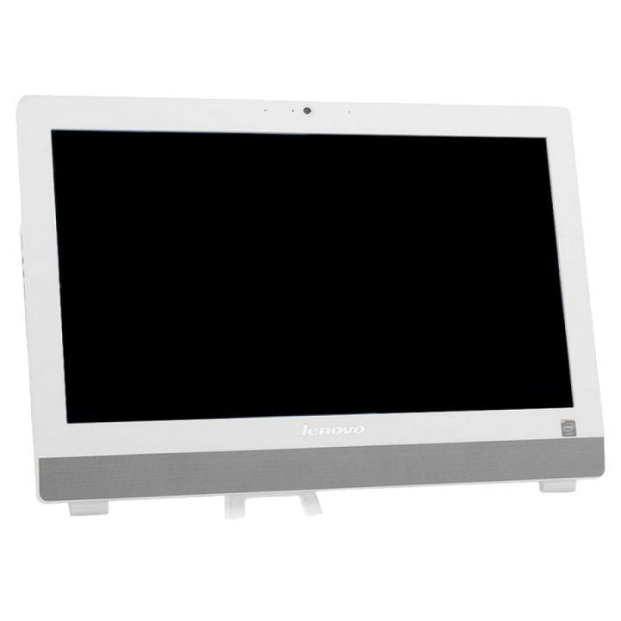 Моноблок LENOVO S20-00, Intel Pentium J2900, 4Гб, 500Гб, Intel HD Graphics, DVD-RW, Windows 7 Professional, белый [f0ay004brk]