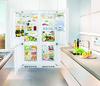 Встраиваемый холодильник LIEBHERR SBS 66I3 (SICN 3356 + ICBN 3366) белый вид 2