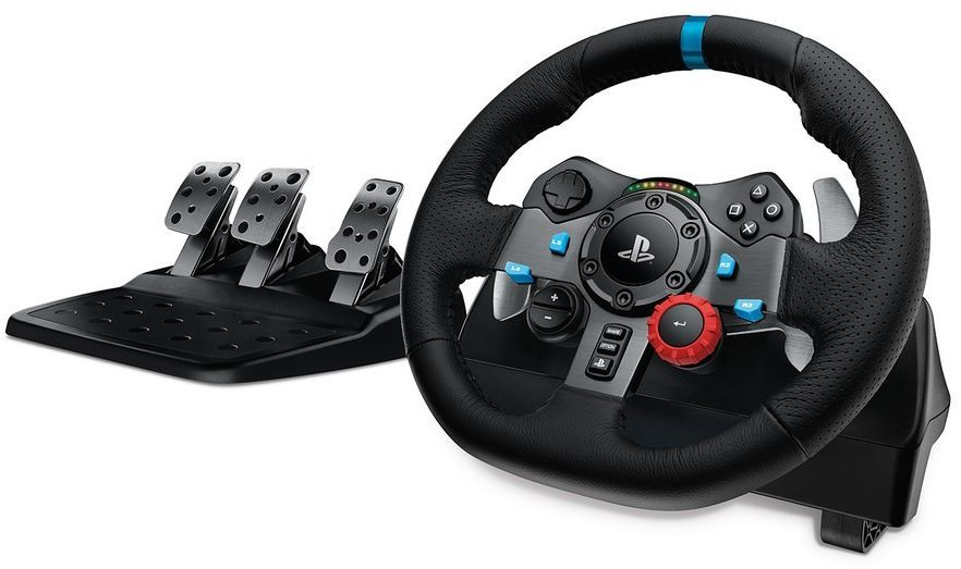 Игровой руль LOGITECH G29 Driving Force Racing Wheel [941-000112]