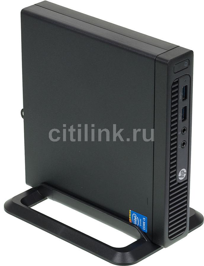 Компьютер  HP 260 G1,  Intel  Core i3  4030u,  DDR3 4Гб, 500Гб,  Intel HD Graphics 4400,  Windows 7 Professional,  черный [n0d59es]