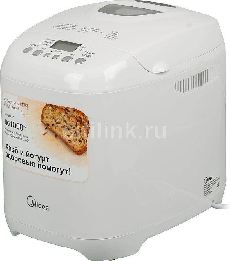 Хлебопечь MIDEA AHS20BC-P,  белый