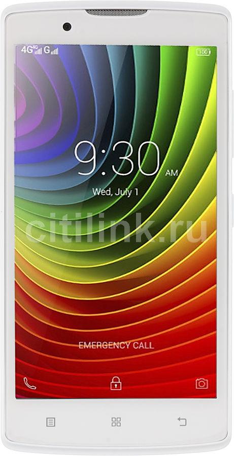 Смартфон LENOVO 8Gb,  A2010,  белый
