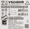 """Монитор Asus 24"""" VS248HR TN+film 1920x1080 60Hz 250cd/m2 16:9 вид 11"""