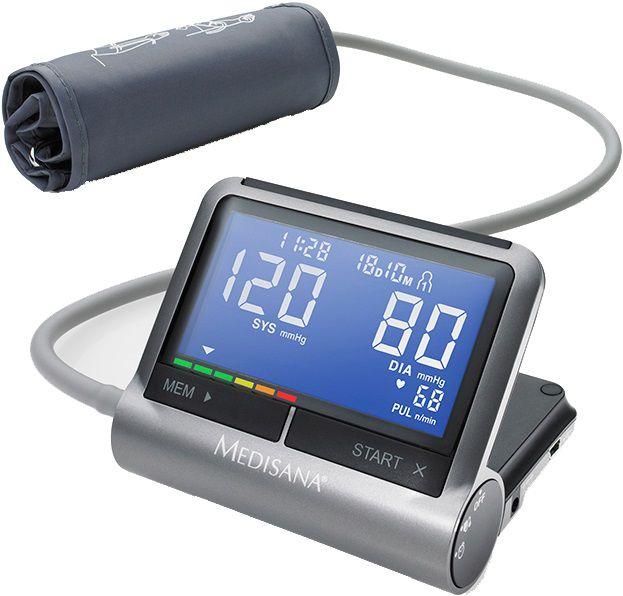 Тонометр наплечный MEDISANA CardioCompact, (с адаптером питания)