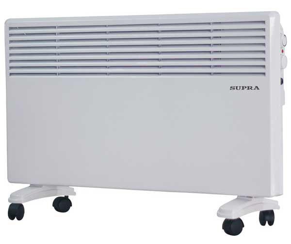Конвектор SUPRA ECS-420,  2000Вт,  белый