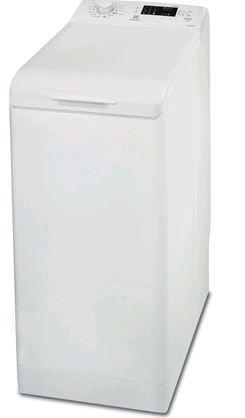 Стиральная машина ELECTROLUX EWT1066EOW, вертикальная загрузка,  белый