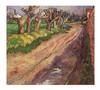 Ручка перьевая Visconti Van Gogh 2014 Pollard Willows (78345F) коричневый (F) смола перо сталь вид 5
