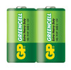 Батарея GP Greencell 14G R14,  2 шт. C вид 1