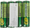 Батарейка GP Greencell 15G R6,  4 шт. AA вид 1