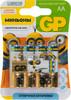 Батарея GP Super Alkaline 15A LR6 Minions,  5 шт. AA вид 1