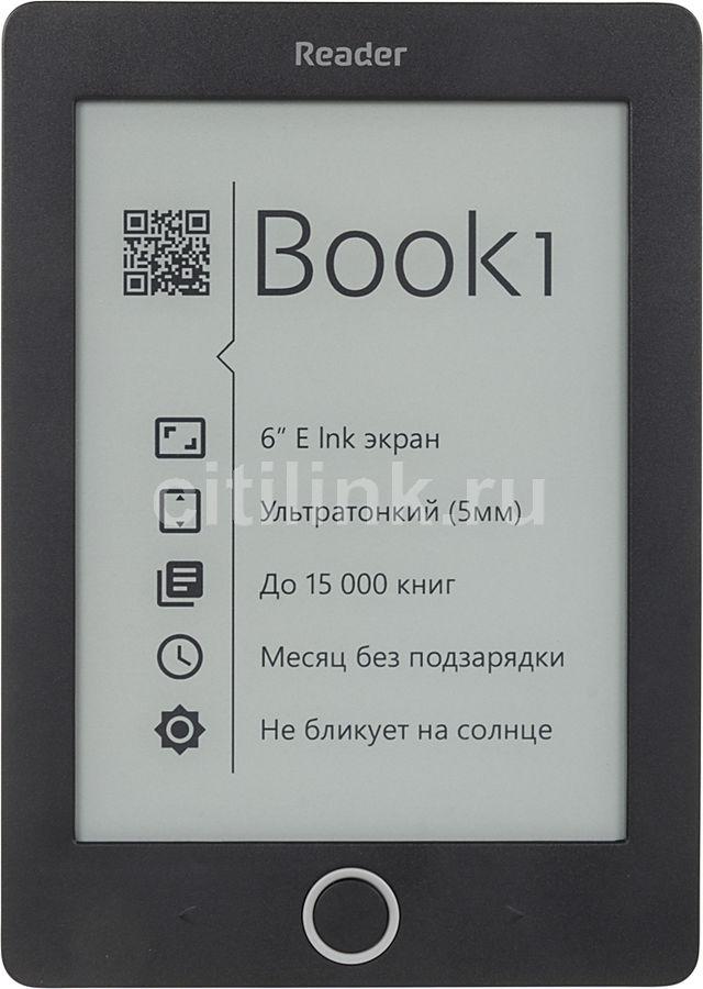 Электронная книга READER Book 1,  6