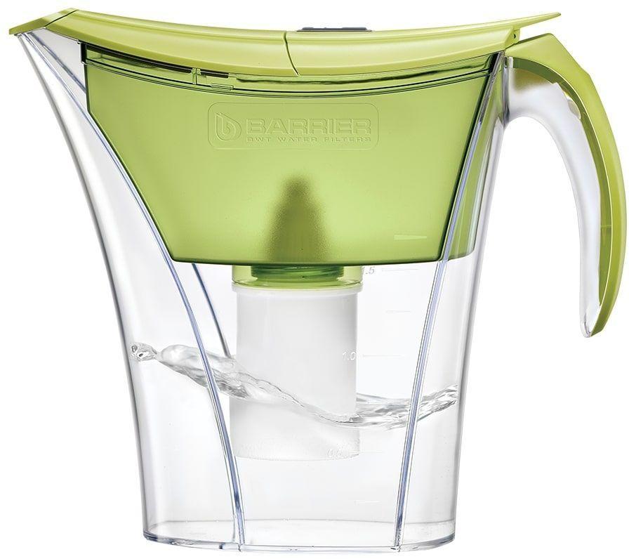Фильтр для воды БАРЬЕР Смарт,  фисташковый,  3.35л [4601032992132]