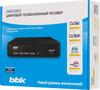 Ресивер DVB-T2 BBK SMP018HDT2,  черный вид 7