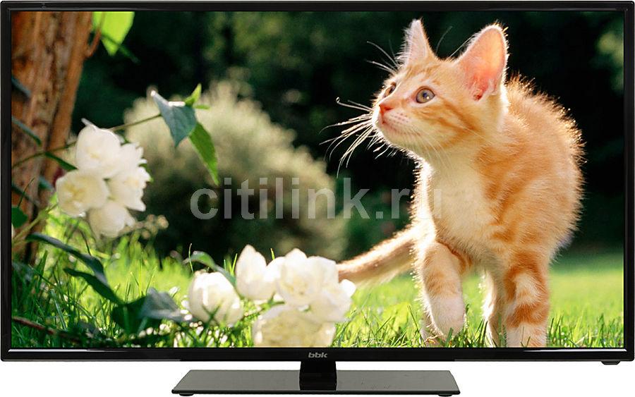 """LED телевизор BBK Grace 40LEX-5009/FT2C  """"R"""", 40"""", FULL HD (1080p),  черный"""