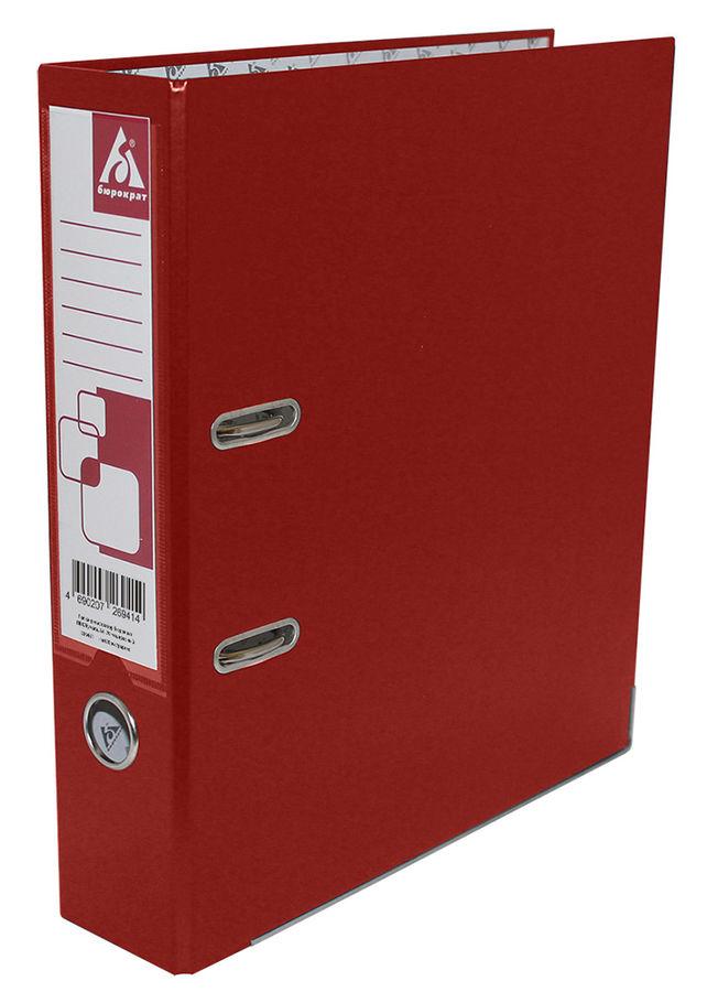 Папка-регистратор с принтом МАЛИНА из ламинированного картона 80 мм А4