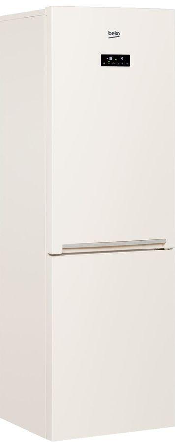 Холодильник BEKO RCNK355E20B RU,  двухкамерный,  бежевый