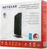 Беспроводной маршрутизатор NETGEAR WNDR3700-100RUS,  черный вид 7