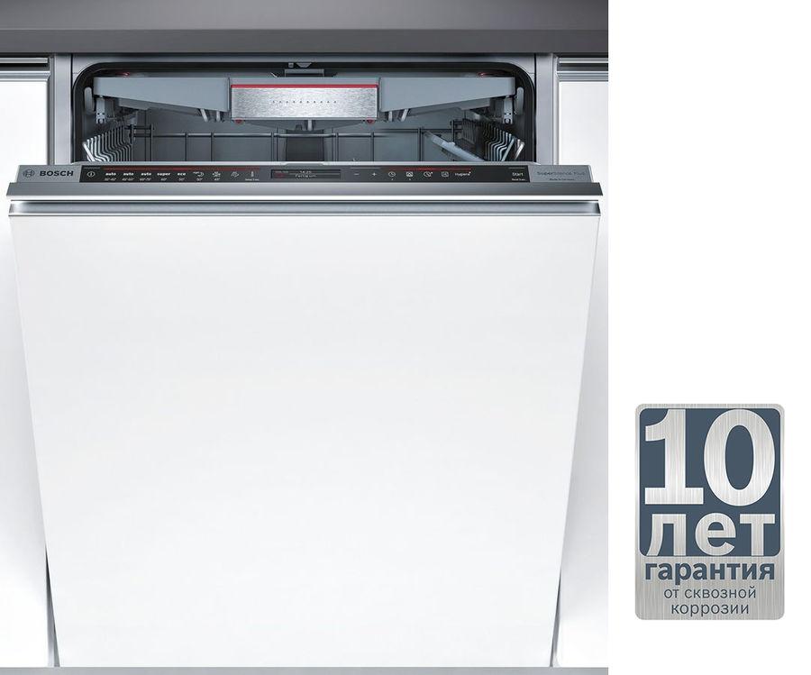Посудомоечная машина BOSCH SMV87TX00R,  белый