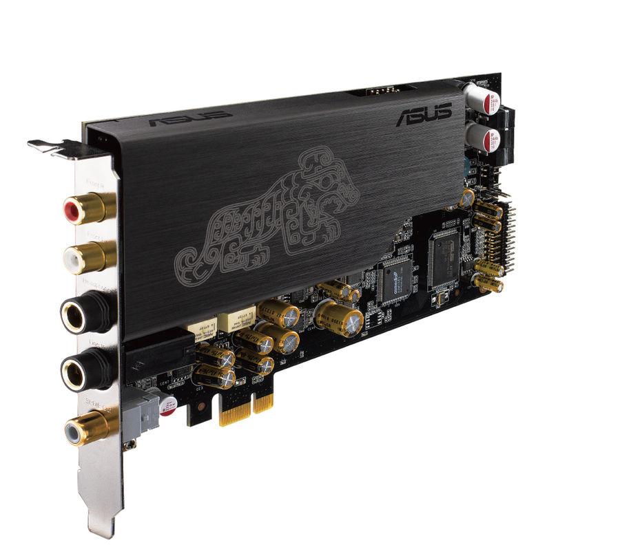 Звуковая карта PCI-E ASUS Essence STX II,  2.1, Ret [estx_ii]
