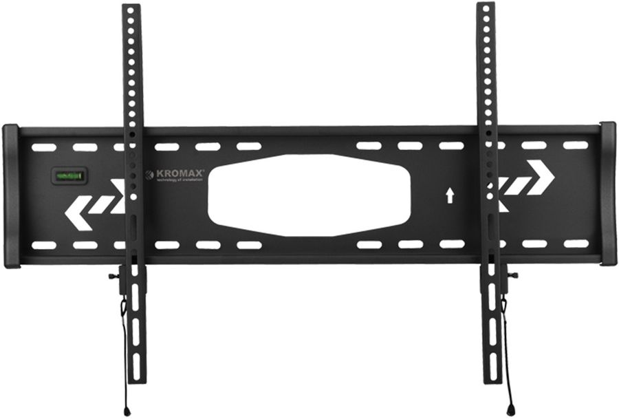 "Кронштейн для телевизора Kromax STAR-1 серый 32""-90"" макс.90кг настенный фиксированный [20048]"