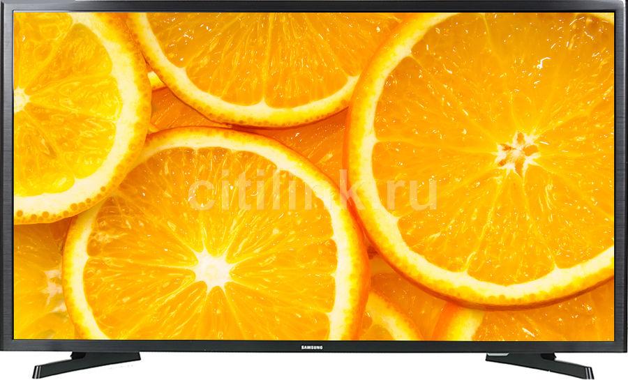 "LED телевизор SAMSUNG UE40J5200AUXRU  ""R"", 40"", FULL HD (1080p),  черный"