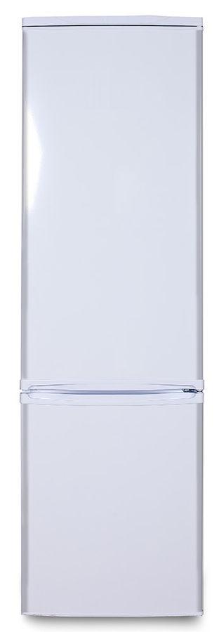 Холодильник SINBO SR 331R,  двухкамерный,  белый