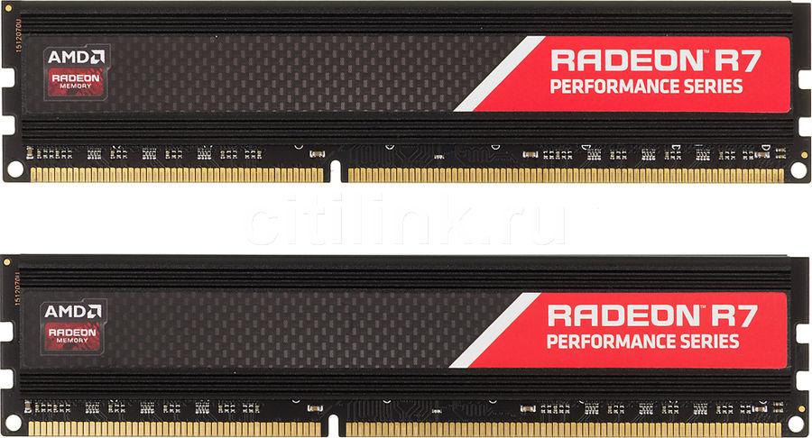 Купить Модуль памяти AMD Radeon R7 Performance Series